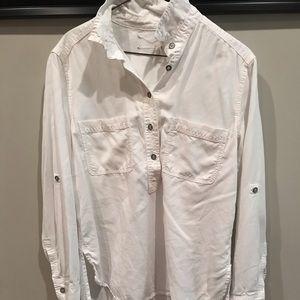 Lou & Grey White Shirt